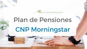 artículo donde analizamos y damos nuestra opinión sobre los Planes de Pensiones indexados de CNP Partners Morningstar
