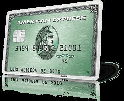 Tarjeta de crédito american express standard para acumular puntos MR con cada compra
