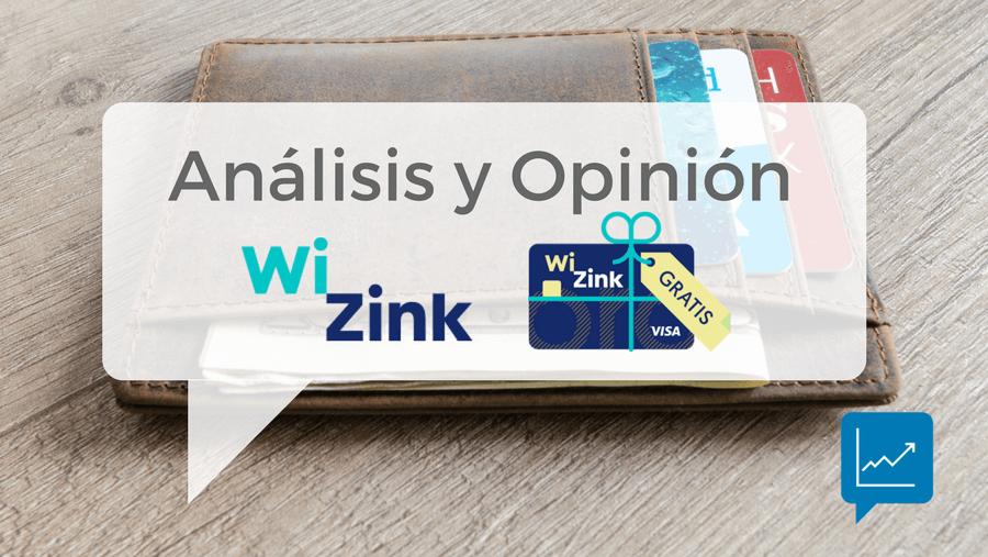 Imagen que hace referencia al análisis y opinión de las tarjetas y depósitos Wizink