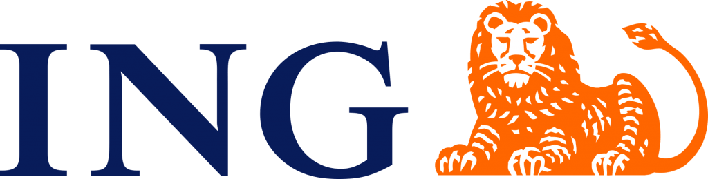 Logo de ING para comparar sus planes de pensiones indexados