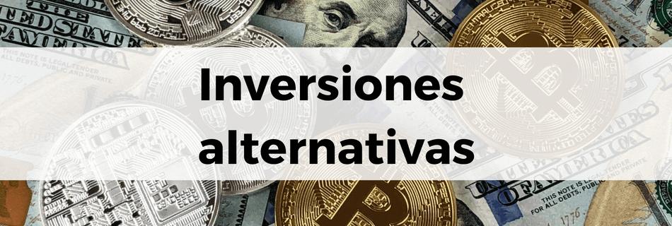 Las criptomonedas o el social trading son formas alternativas de inversión