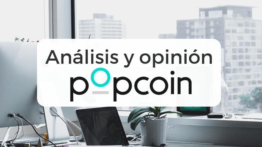 Imagen representativa del análisis y opinión de Popcoin, el servicio de roboadvisor de Bankinter