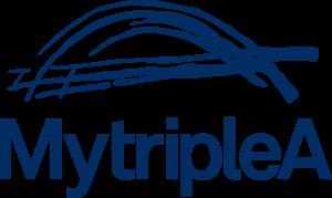 Logo de MytripleA