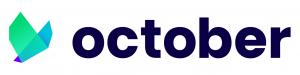 Logotipo de October.eu, la plataforma de P2B más famosa de europa