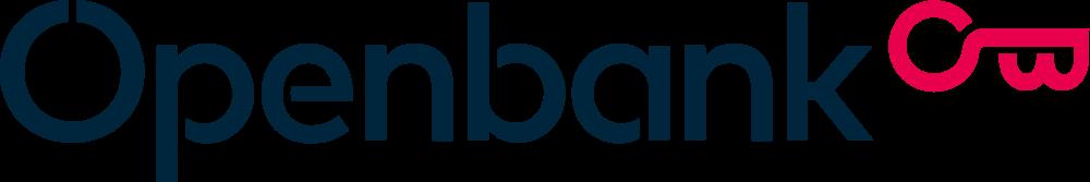 Logotipo de Openbank, banco del grupo Santander