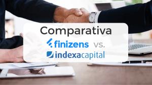 Comparación entre los dos robo asesores líderes en España: Finizens vs Indexa Capital