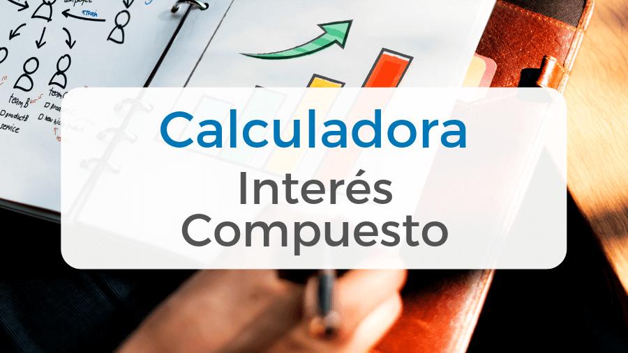 Calculadora de interés compuesto online para calcular el crecimiento de las inversiones y los ahorros en euros