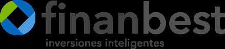 Logo del gestor de inversiones automatizado Finanbest