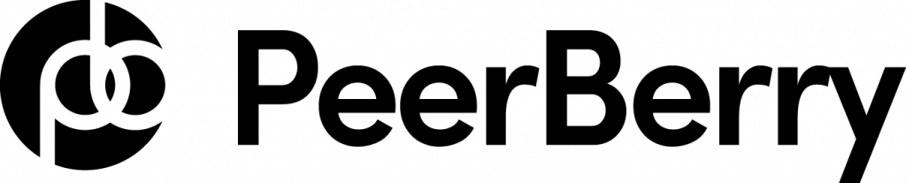 Logotipo de PeerBerry, plataforma de crowdlending a corto plazo
