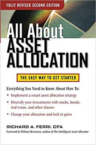 Libro All about Asset Allocation, del inversor y CFA Richard Ferri