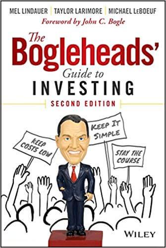 Boglhead's guide to investing, una guía para invertir siguiendo la filosofía de John Bogle