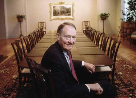 John Bogle, padre la estrategia de inversión en bolsa en fondos indexados
