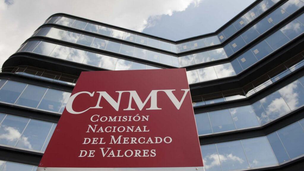 Edificio de la Comisión Nacional del Mercado de Valores