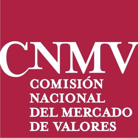 Logotipo de la CNMV