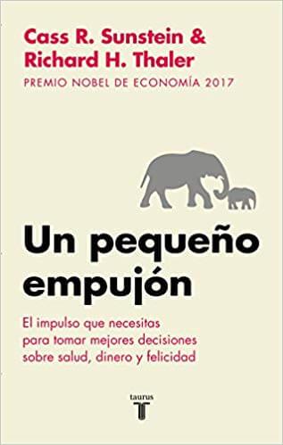 Libro de psicología económica de Richard H. Thaler