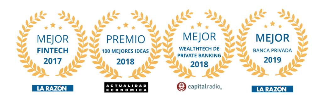 Premios recibidos por Finizens desde su lanzamiento