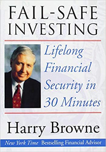 Portada del libro fail safe invest donde Harry Browne explica sus 17 reglas de oro para invertir