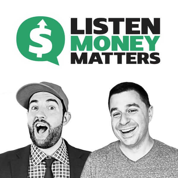 Listen Moeny matters es un podcast donde hablan sobre dinero, ahorro, inversión y finanzas personales