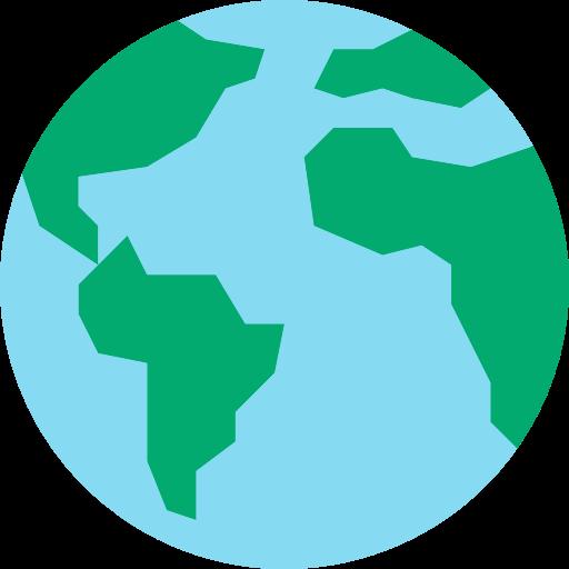 Imagen del mundo que representa la inversión diversificada
