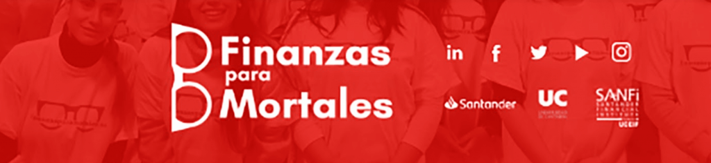 Canal de youtube educativo Finanzas para Mortales