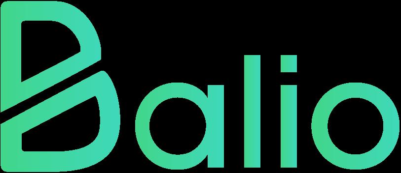 Logotipo de Balio, app y foro de finanzas personales