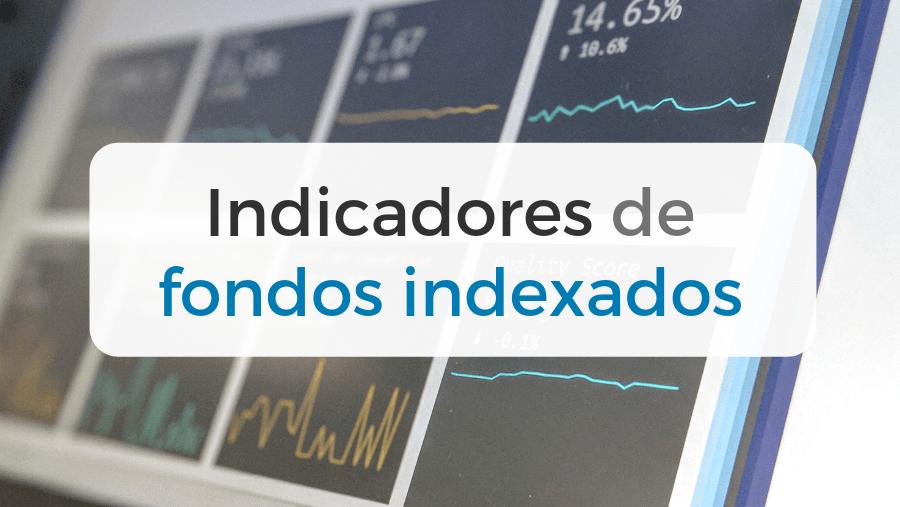 Principales indicadores financieros para invertir en fondos indexados