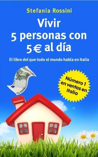Libro para ahorrar al máximo y gastar solo 5 euros al día