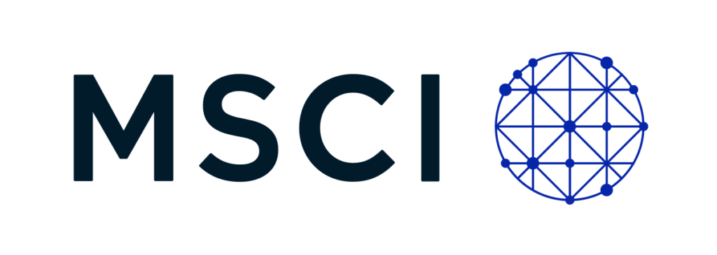 Logotipo de msci index solutions