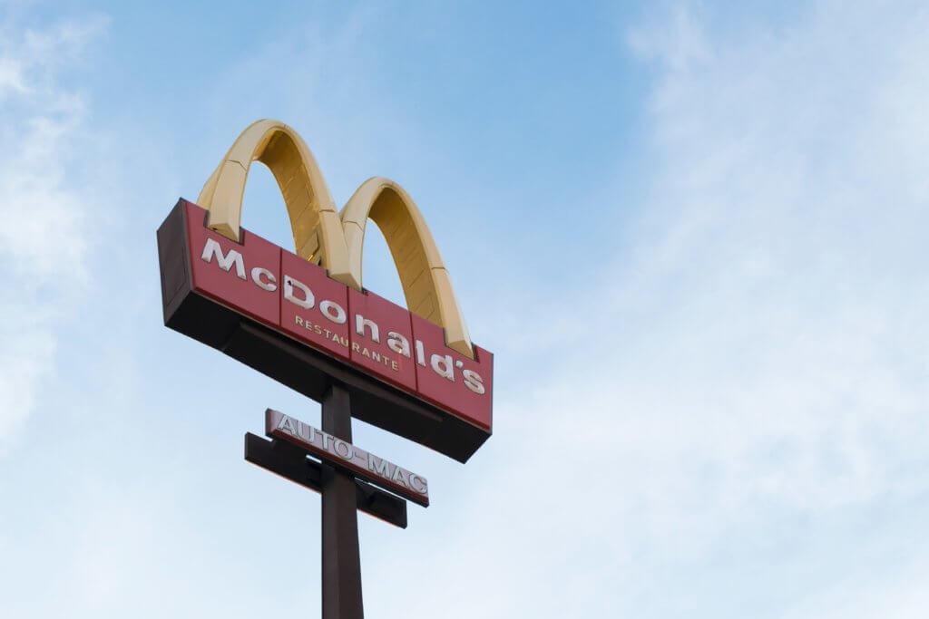 Imagen del logo de McDonald's