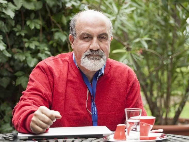 Social Trading, burning point, Nassim Taleb