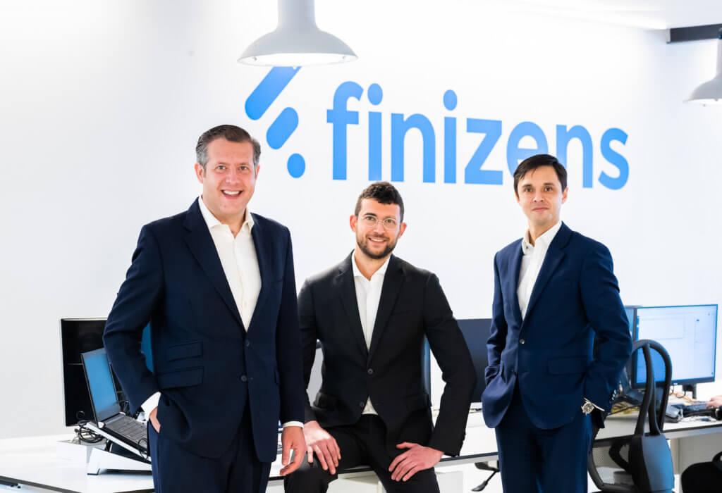 Imagen del equipo directivo de Finizens