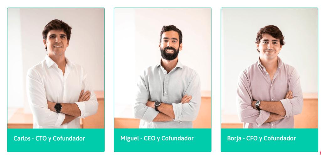 Fundadores de Micappital