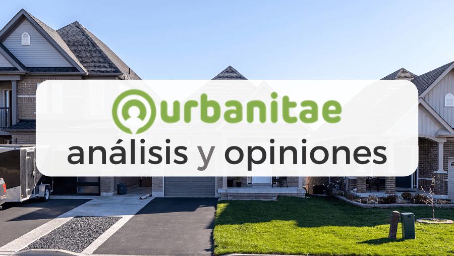 Urbanitae: crowdfunding inmobiliario